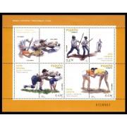 España Spain 4425/26 2008 Juegos y deportes tradicionales, lujo MNH