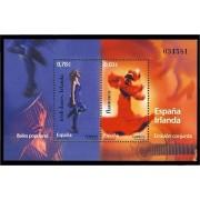 España Spain 4444 2008 Bailes populares MNH