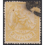 España Spain 143 1874 Alegoría de la Justicia