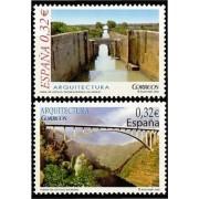 España Spain 4505/07 2009 Arquitectura, lujo MNH
