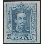 España Spain NE 24s No Emitido No Expendido Alfonso XIII Vaquer MNH