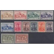 España Spain 547/58 1930 Colon Columbus Colombus MNH