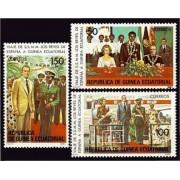 Guinea Ecuatorial 27/29 1981 - Viaje S.S.M.M.