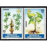 Guinea Ecuatorial 55/56 1984 - Alimentación