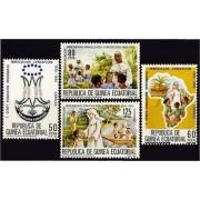 Guinea Ecuatorial 65/68 1985 - I Centº de las Misiones de I. Concepción
