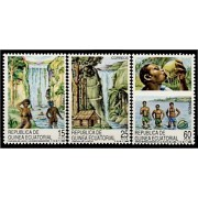 Guinea Ecuatorial 112/14 1989 - Turismo