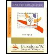 Guinea Ecuatorial 151 1992 - JJOO Barcelona 92 HB
