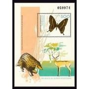 Guinea Ecuatorial 158 1992 - Naturaleza HB