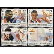 Guinea Ecuatorial 165/68 1993 -  Campeones Olimpicos