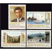 Guinea Ecuatorial 174/77 1993 - XXV Aniv. de la Independencia