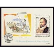 Guinea Ecuatorial 240 1997  Cervantes HB