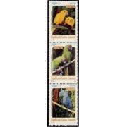 Guinea Ecuatorial 259/61 1999 Papagayos