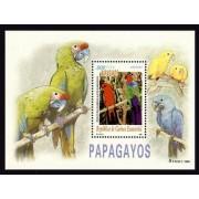 Guinea Ecuatorial 262 1999 Papagayos HB