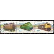 Guinea Ecuatorial 271/73 2000  Ferrocarriles
