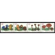 Guinea Ecuatorial 276/79 2001 - Micología