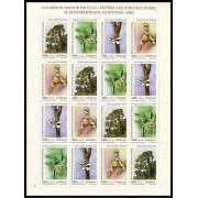 Guinea Ecuatorial 292/95  2003  Plantas medicinales