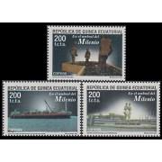 Guinea Ecuatorial 300/02  2003 - En el umbral del Milenio