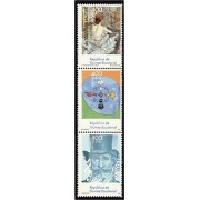 Guinea Ecuatorial 315/17 2003 - Efemérides