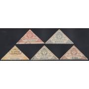 España Spain Fiscales Gálvez 10/14 1926 Caja Postal de Ahorros
