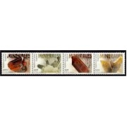 Guinea Ecuatorial 322/25 2004 - Minerales