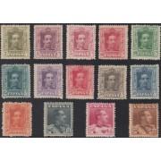 España Spain 310/23 1922/1930 Alfonso XIII Vaquer MH