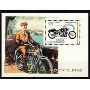 Guinea Ecuatorial 329 2004 - Motocicletas HB
