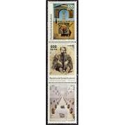 Guinea Ecuatorial 353/55  2005 - Centº del Nacimiento de Salvador Dalí
