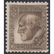 España Spain  680 1934 Ramón y Cajal MNH