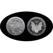 Estados unidos United States Onza de plata 1 $ 1991 Liberty