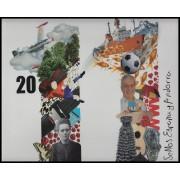 Libro Album Oficial de Sellos España y Andorra Año Completo 2011 Incluye Pruebas de Lujo