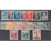 España Spain Año Completo Year Complete 1951 YEAR COMPLETE MH