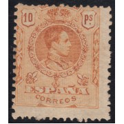 España Spain 280 1909/1922 Alfonso XIII Medallón MH