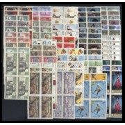 España Spain Año Completo Year Complete 1971 BL.4 MNH