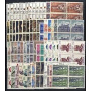 España Spain Año Completo Year Complete 1970 BL.4 MNH