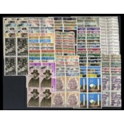 España Spain Año Completo Year Complete 1964 Bl.4 MNH