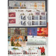 España Spain Año Completo Year Complete 2008 Bl.4 MNH