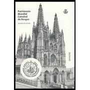 España Spain Prueba de lujo 107 2012 Catedral de Burgos