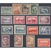 España Spain 566/82 1930 Pro Unión Iberoamericana MH