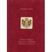 Monaco Catalogue 1997 Exposicón Rarezas del mundo Sellos Documentos filatélicos