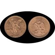 Mexico Mejico 50 pesos mejicanos 1946 37,5 gramos de oro puro Au