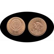 Mexico Mejico 20 pesos oro 1959 Au 15 gramos de oro puro gold Au