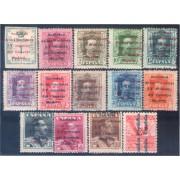 España Spain 455/68 1929 Sociedad de Naciones MH