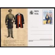España Spain Entero Postal ( tarjeta ) 170 2005 Cartero postman