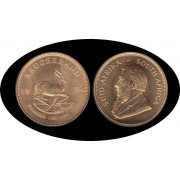 Sudafrica South Africa Krugerrand 1984  onza oro puro Au