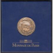 Francia France 250€ 2009 Oro Au