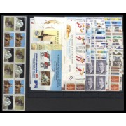 España Spain Año completo Year Complete 1995 Bl.4 MNH