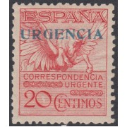 España Spain 489 1930 Pegaso MNH