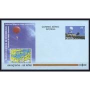 España Aerograma  224  1999 Intituto meteorología  Meteorology