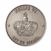 """España Spain Euros conm. 2014 """" Medalla Proclamación Felipe VI """""""