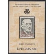 Libro Oficial Correos España 1980